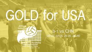 GOLD USA W