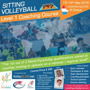 LUX Level 1 Coaching Course-Flyer