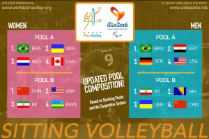 Rio 2016 Pool Announcement