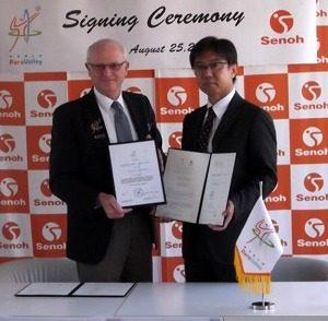 Signing Photo 2
