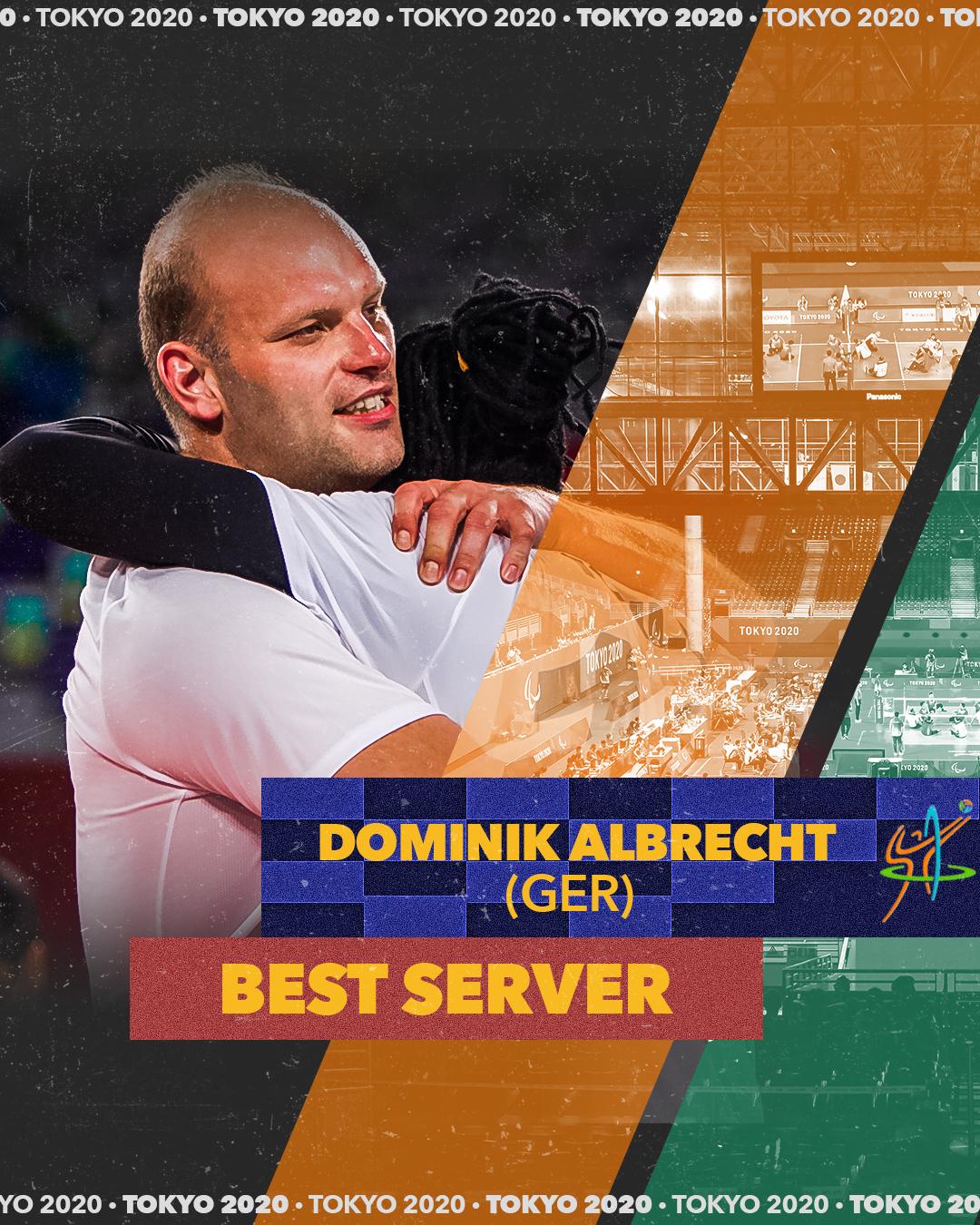 Men's Best Server
