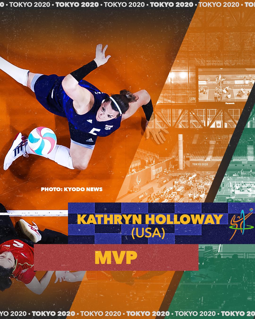Women's MVP